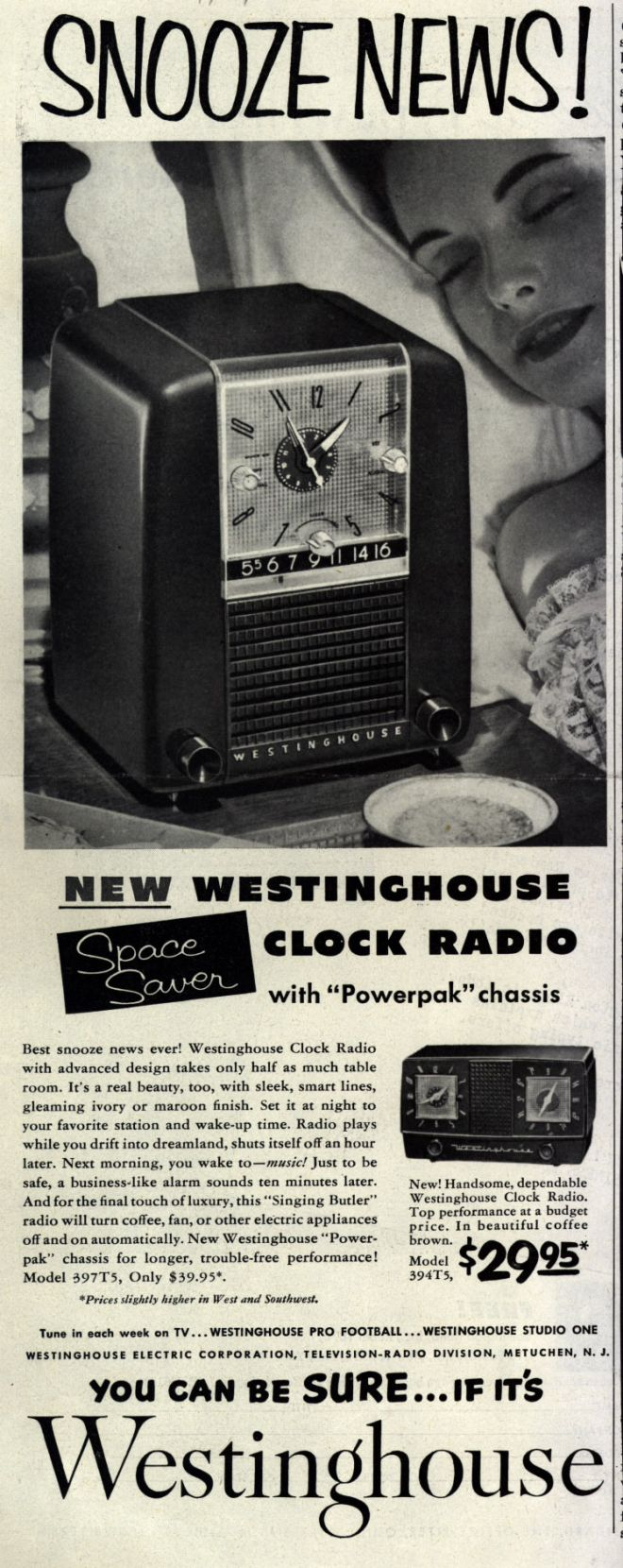 Vintage Electronics TV of the 1950s Page 7