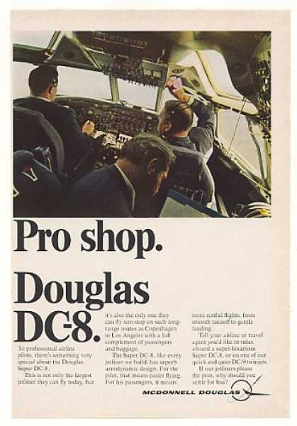 Vintage Airlines and Aircraft Ads of the 1960s Page 12