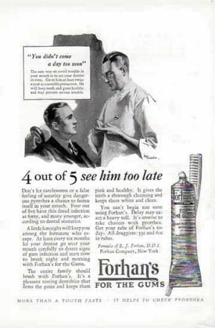 Vintage Beauty and Hygiene Ads of the 1920s (Page 30)