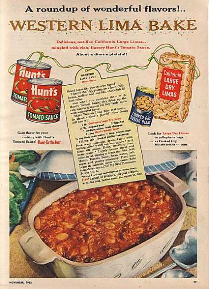 Vintage Food Advertisements of the 1950s Page 55