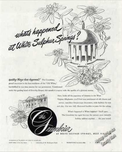 Vintage Travel and Tourism Ads of the 1940s (Page 47)