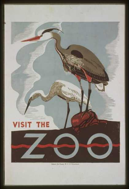Vintage Propaganda and Ad Posters of the 1930s Page 6