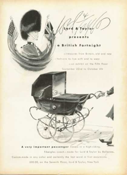 Vintage Furniture Ads of the 1950s Page 5