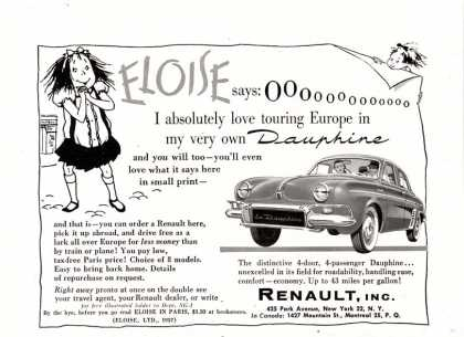 Vintage Car Advertisements of the 1950s (Page 142)