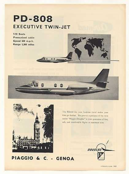 Vintage Airlines and Aircraft Ads of the 1960s Page 7