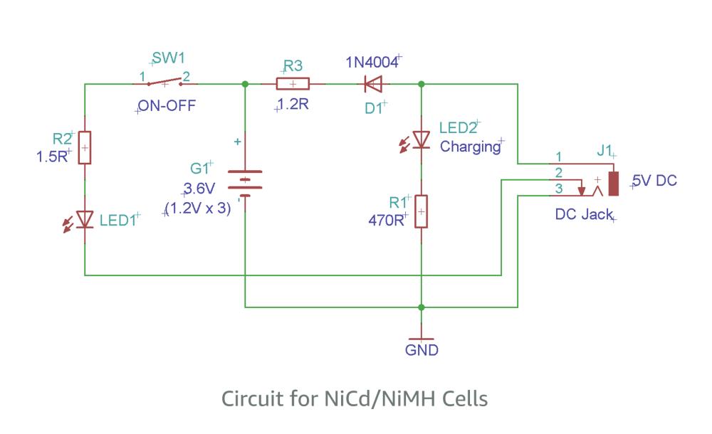 medium resolution of ni cd wiring schematic
