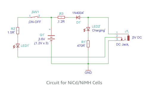small resolution of ni cd wiring schematic