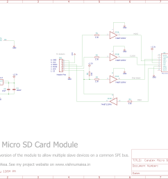 catalex micro sd card module modified schematic [ 4090 x 2920 Pixel ]