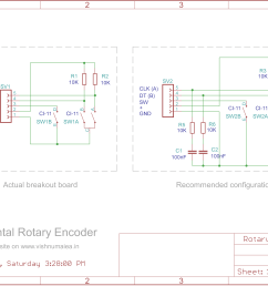 rotary encoder schematic incremental  [ 4372 x 3172 Pixel ]