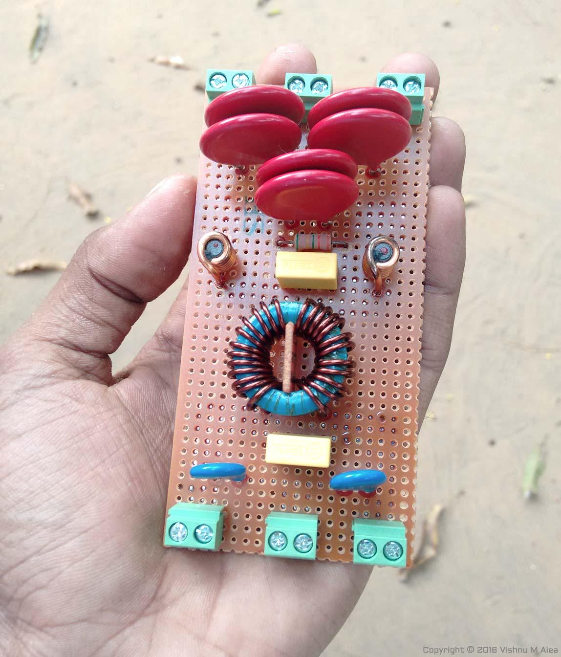 Diy Surge Protector Circuits