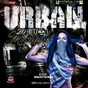 DOWNLOAD - MIXTAPE: DJ Kush & JamBaze ft Wapbaze - Urban 20 Hitz Vol.2