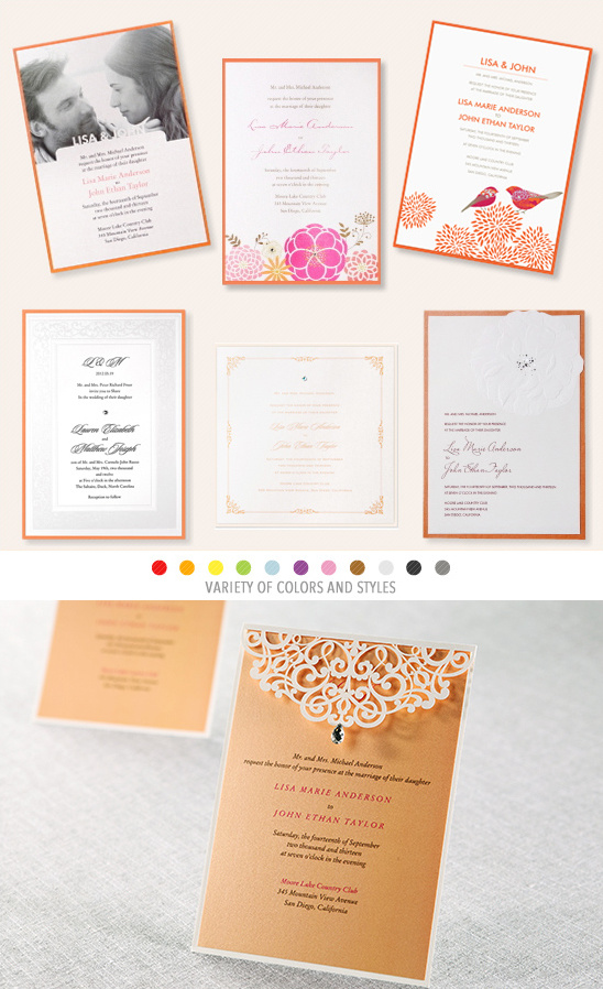 Blog  Unique Stationery From B Wedding Invitations