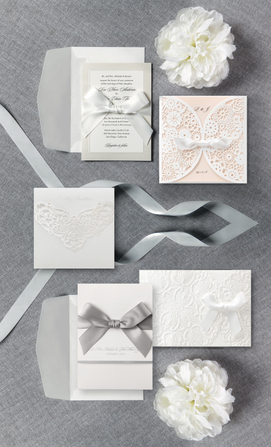 B Wedding Invitationss New Petite Collection