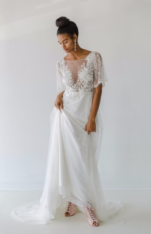 Ivy & Aster Fall 2018 Bridal Collection