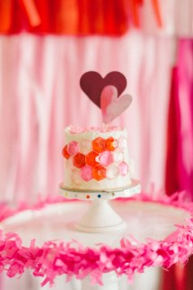 Spread Love With Sweet Cake Decorating Bridal