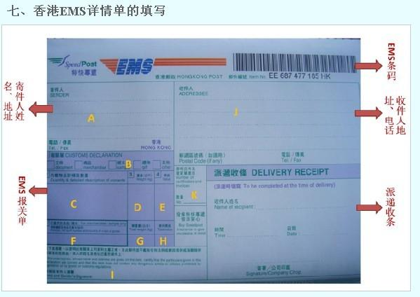 EMS國際快遞查詢-EMS國際快遞查詢