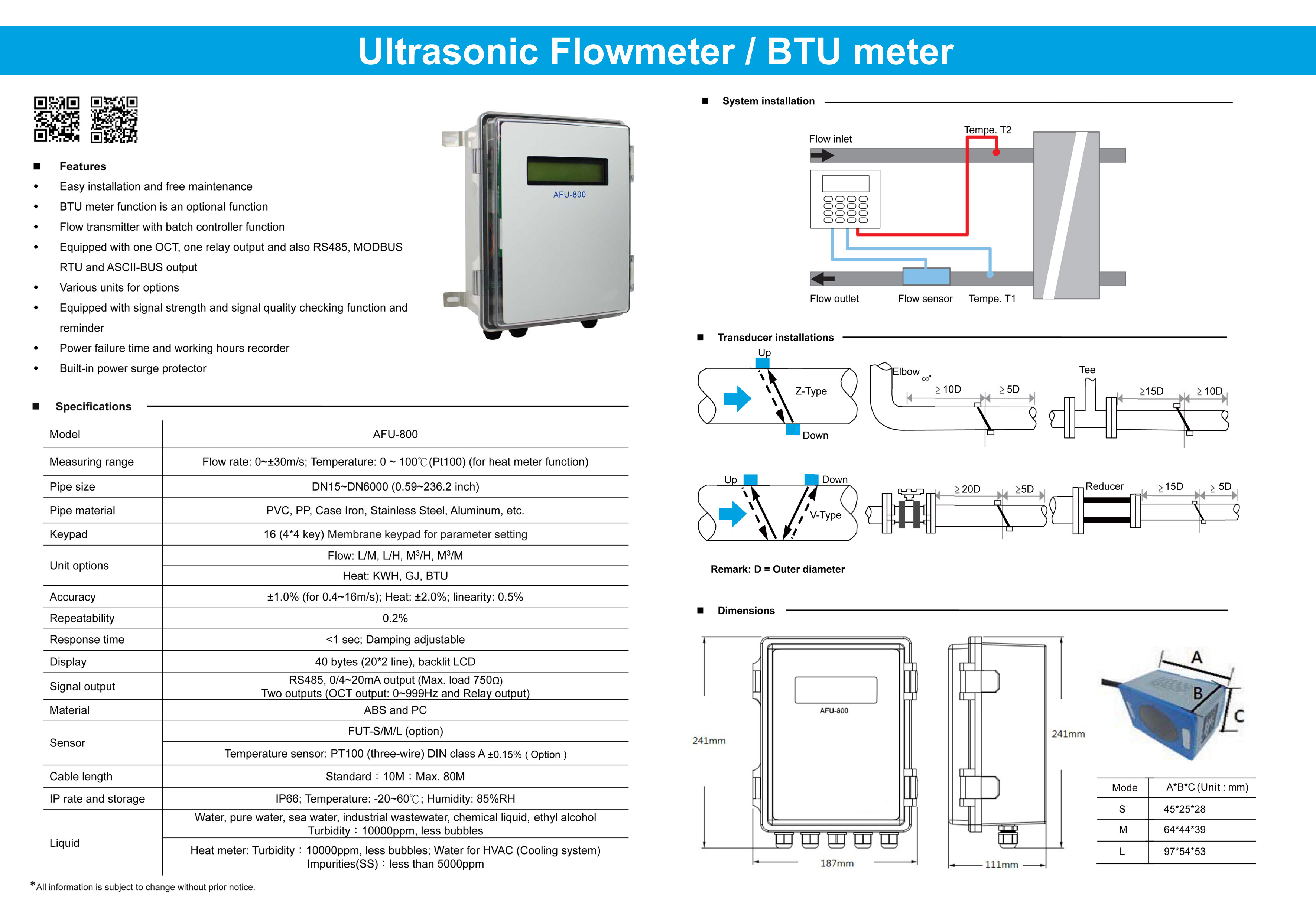 2 wire ultrasonic flow meter human cell wall diagram labeled taiwan flowmeter btu taiwantrade