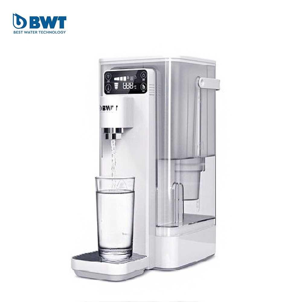 BWT即熱式過濾水機(白色)附鎂離子濾芯一個.--永安網店