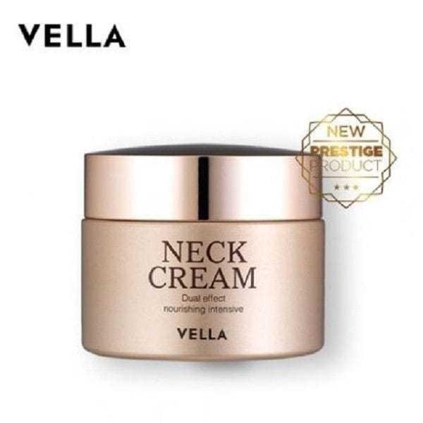 韓國 Vella Neck Cream 金盒:重點去紋滋潤 50ml--網上商店