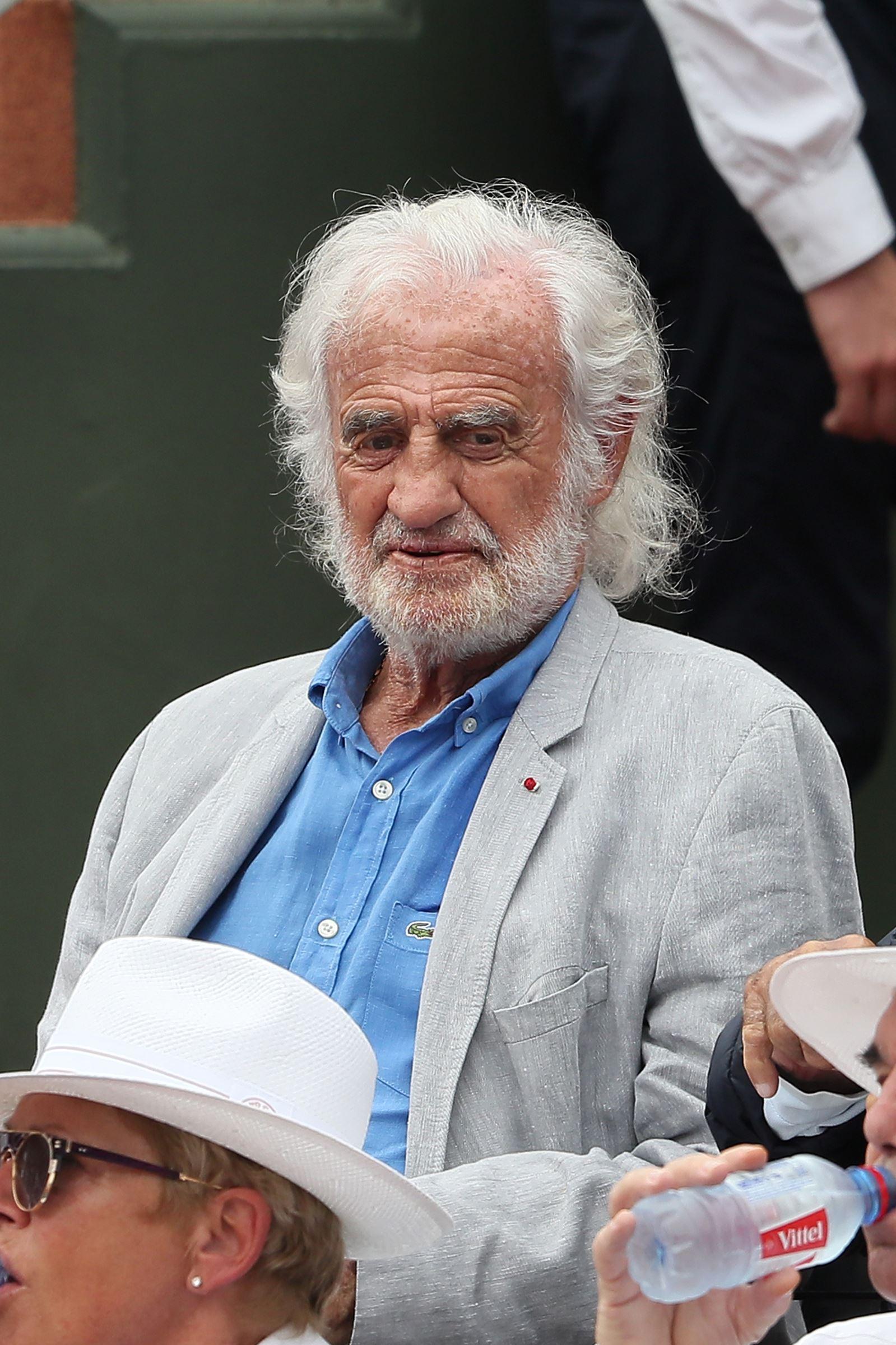 """Quel âge A Jean-paul Belmondo : jean-paul, belmondo, """"Je, N'ai, Fin"""", Jean-Paul, Belmondo, évoque"""