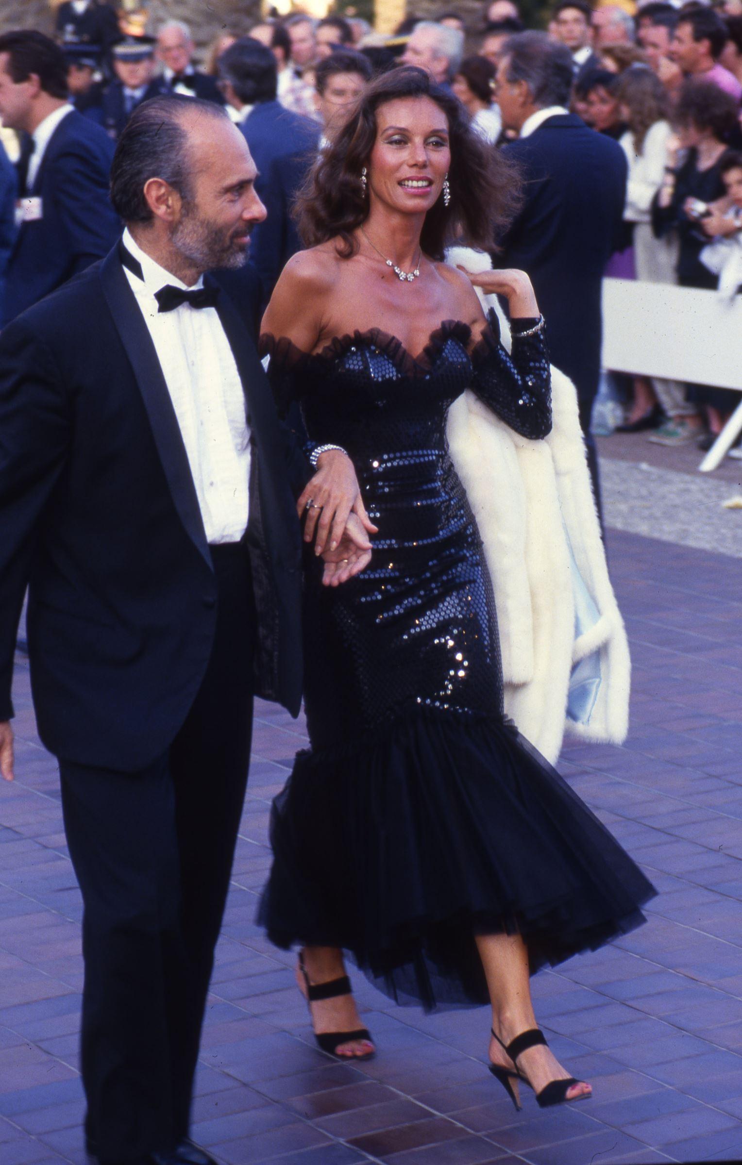 Guy Marchand Et Sa Femme : marchand, femme, Marchand, Avant, Adelina,, était, Première, Femme..., Closer