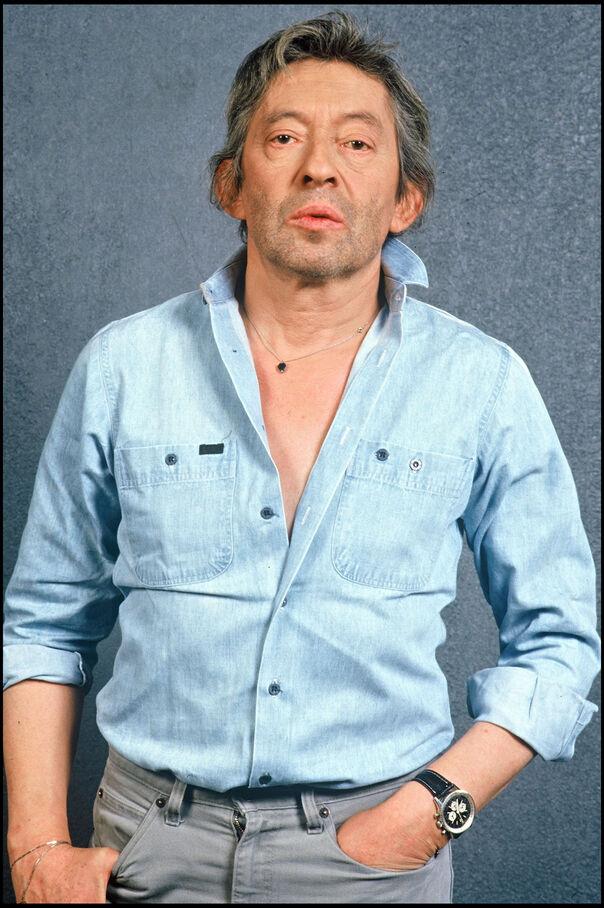 De Quoi Est Mort Gainsbourg : gainsbourg, Serge, Gainsbourg, Chanteur, Closer