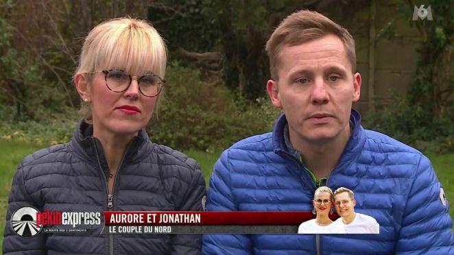 Pékin Express 2021 : Aurore et Jonathan rapatriés en France après un accident de la route mortel