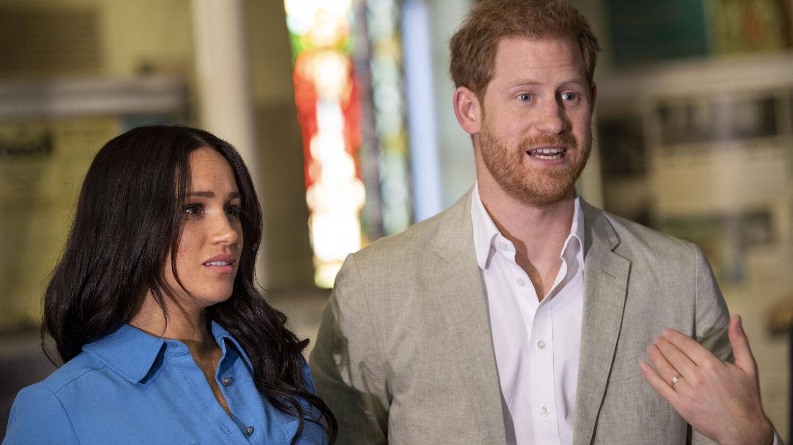 Meghan et Harry : cette mystérieuse nouveauté sur le web deux jours avant la naissance de Lilibet