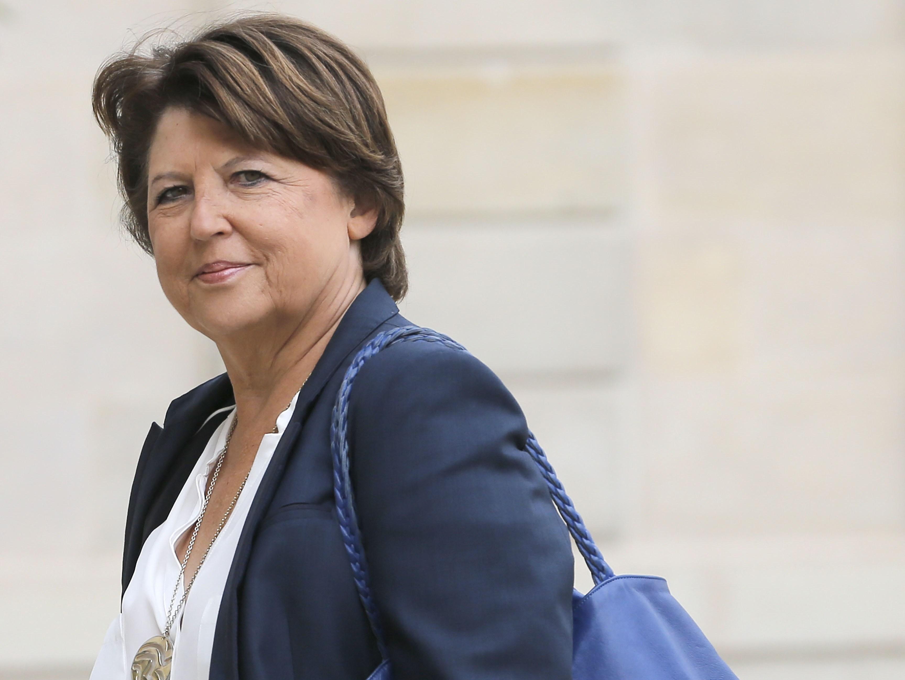 Martine Aubry A Finalement Envie D Accueillir La Cérémonie
