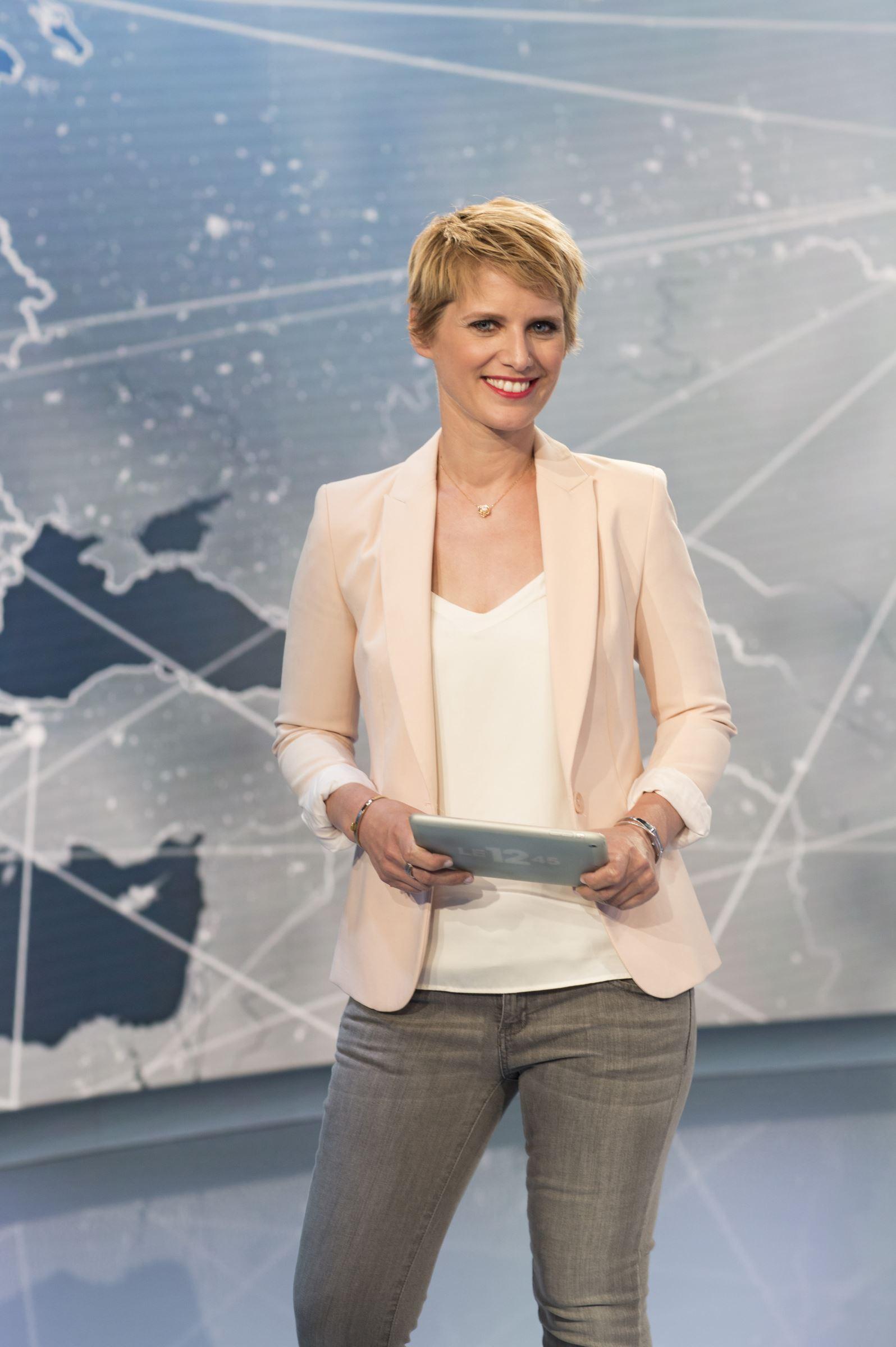 Laurie Milliat-desorgher : laurie, milliat-desorgher, Tanguy, Lanlay, Laurie, Desorgher, Interviews, Croisées..., Télé