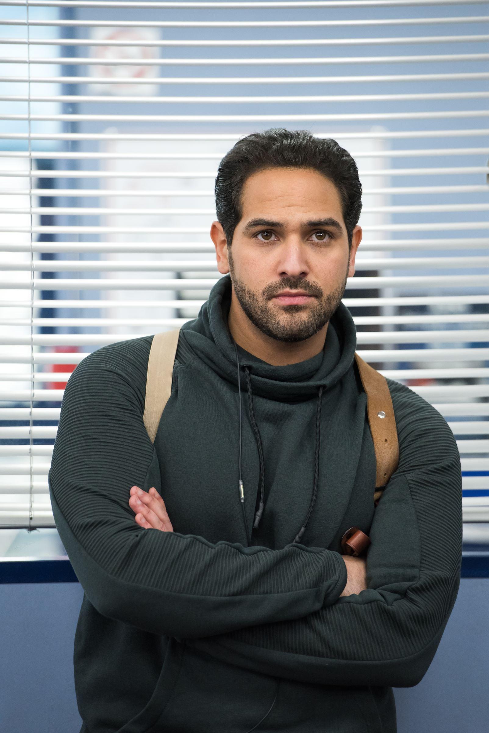 Demain Nous Appartient Karim : demain, appartient, karim, Interview., Gharbi, Revient, Demain, Appartient..., Télé