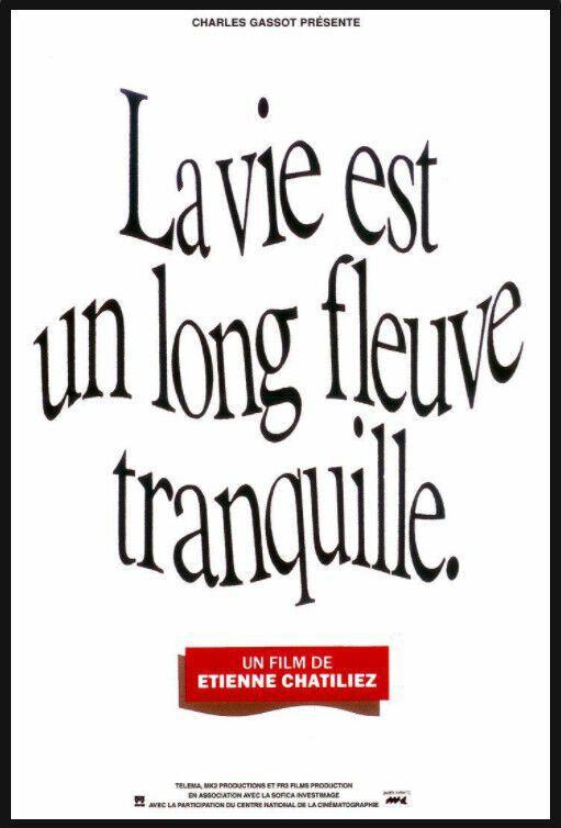 La Vie N'est Pas Un Long Fleuve Tranquille Film : n'est, fleuve, tranquille, Fleuve, Tranquille, Remake, Qu..., Télé