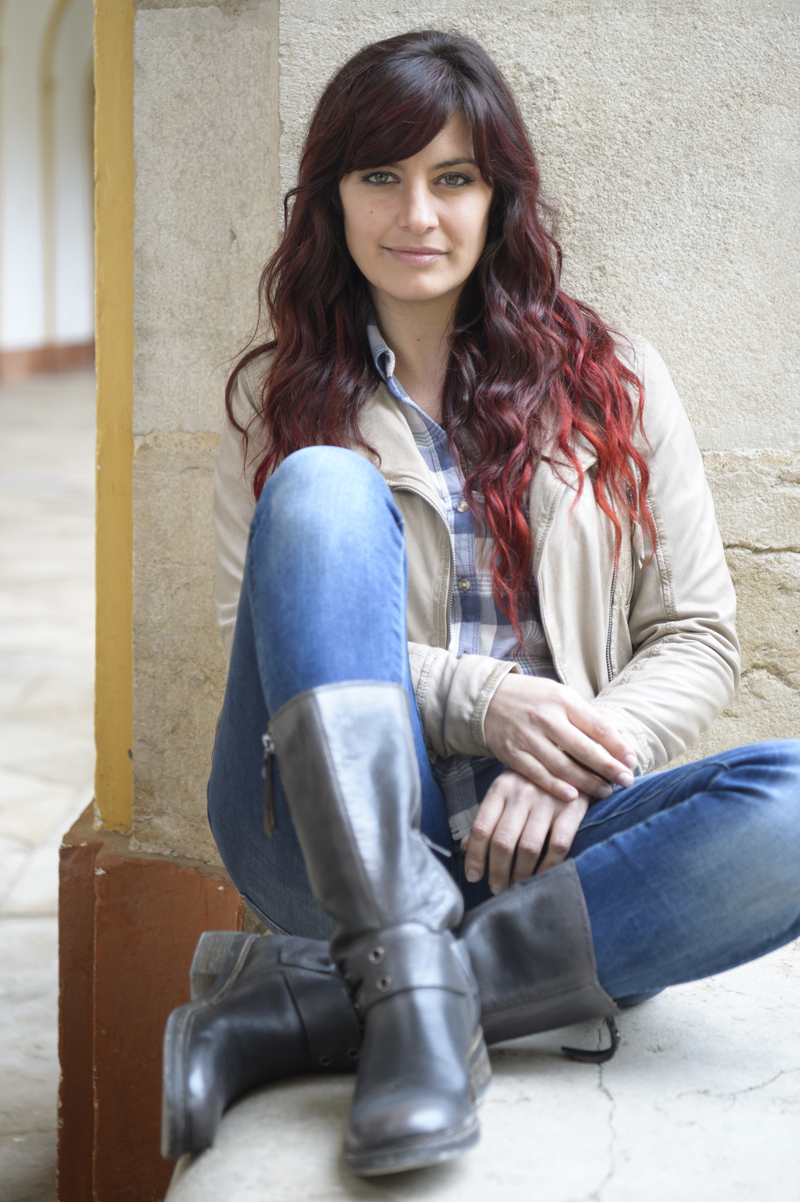 La Fille Aux Cheveux Rouges : fille, cheveux, rouges, Femme, Cheveux, Rouges, Tourné, Téléfilm..., Télé
