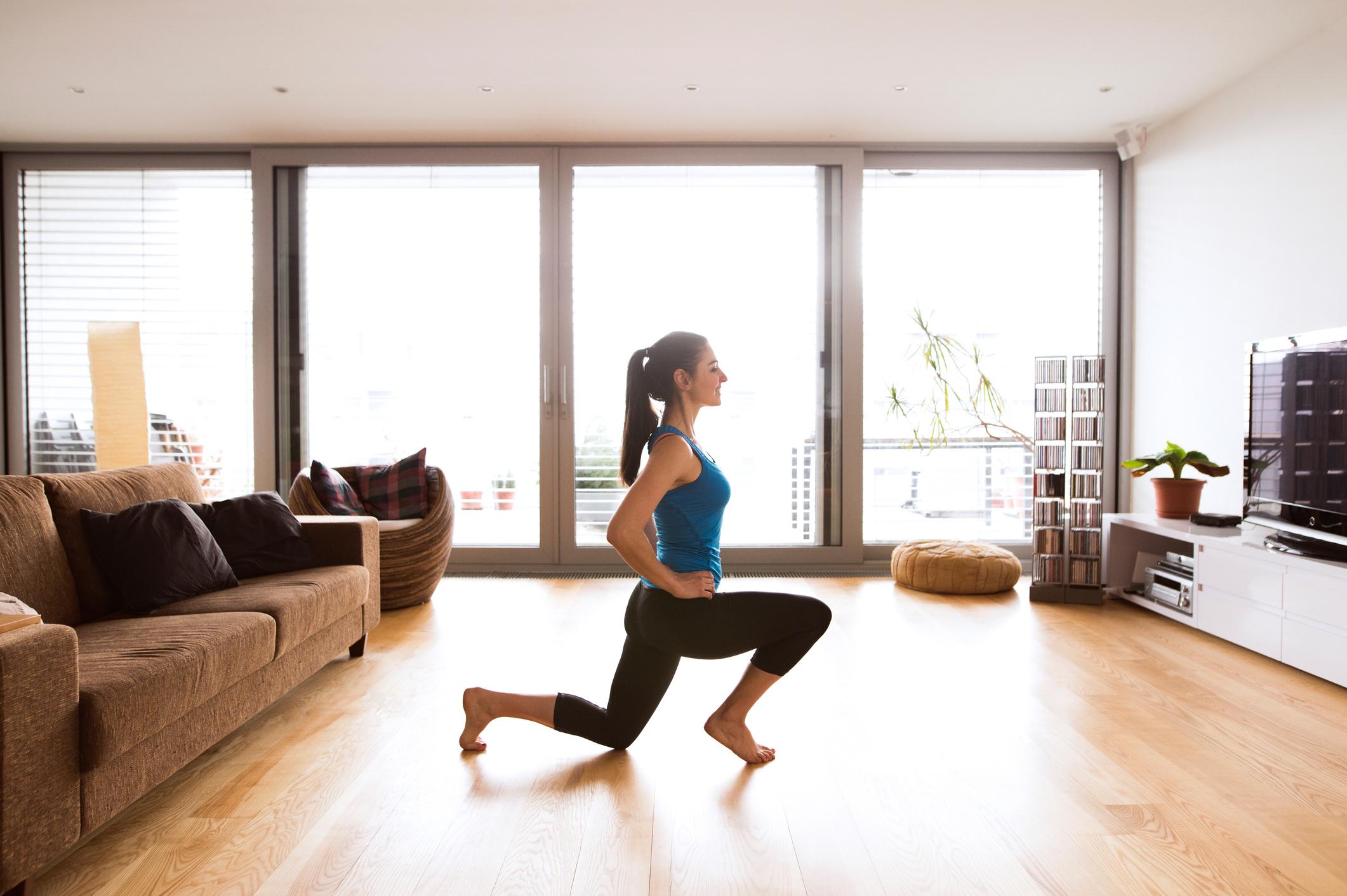 4 exercices pour garder la forme