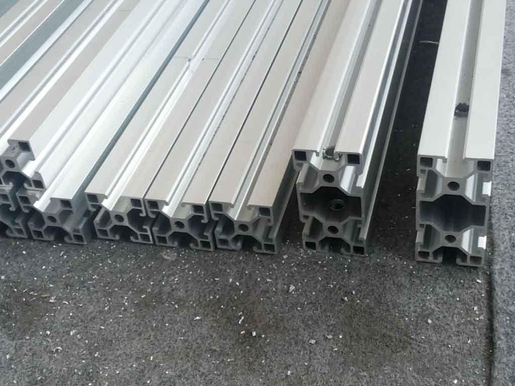6063 Aluminum Alloy Aluminium Profile Extrusion real-time quotes. last-sale prices -Okorder.com