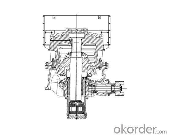 Buy GP Single-Cylinder Hydraulic Cone Crusher,mine