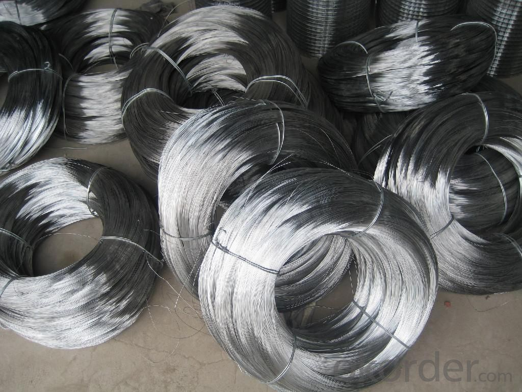 Buy Iron Wire with Electro Galvanized Finish PriceSize