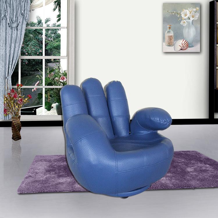 single sofa design bett leather buy blue finger style kids attractive comfortable