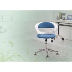 Kids Computer Chair Overview Design Buy Swivel For With Ergonomic Blue White