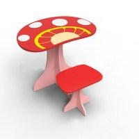 Buy Children Furniture Preschool Children Table/Kids Study ...