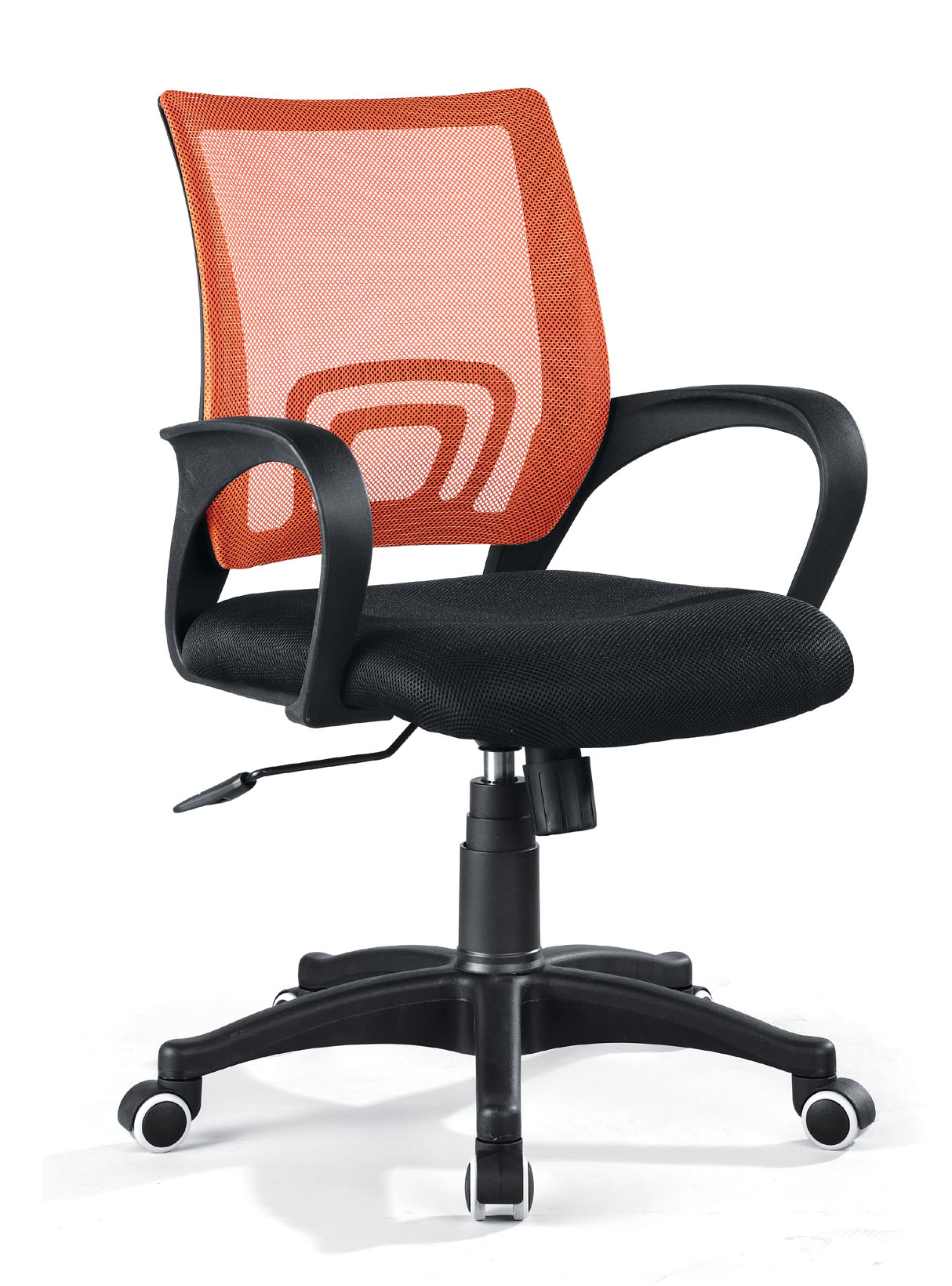 Colored Office Chairs Buy Zhsmc 06 Swivel Office Chair With Curved Mesh Backrest