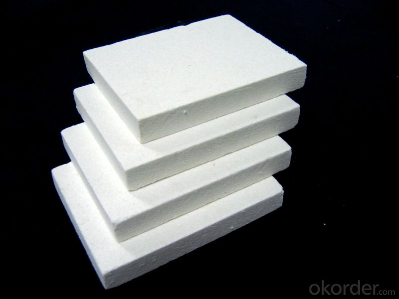 Buy Ceramic Fiber Insulation Board STD1260  Furnace Heat
