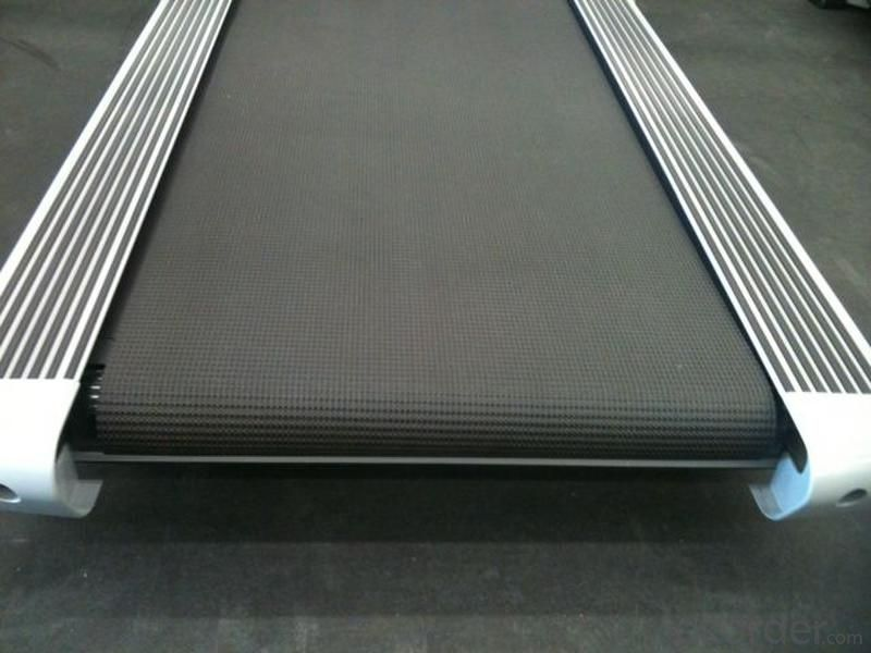 Buy Black Pvc Treadmill Conveyor Belt Running Belt For Fitness Gym Price Size Weight Model Width