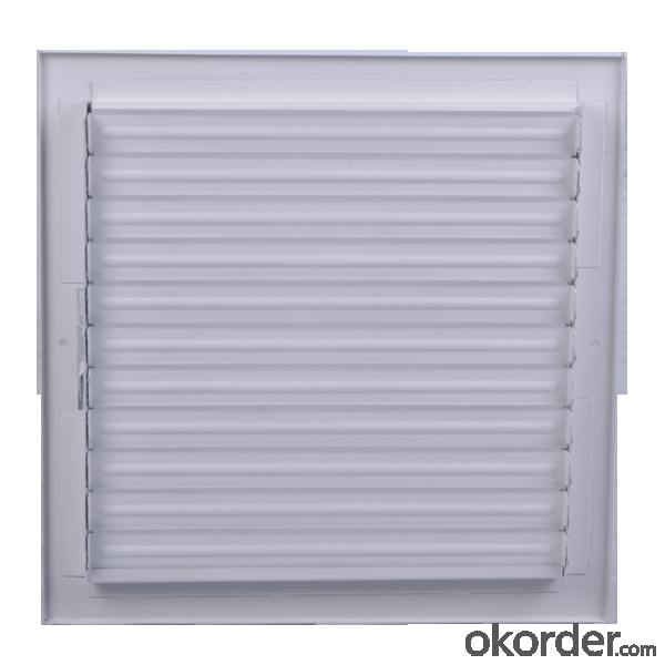 Buy Square Air Vent Grilles for Ceiling use Air