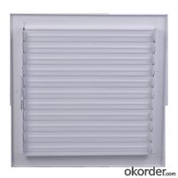 Buy Square Air Vent Grilles for Ceiling use Air ...