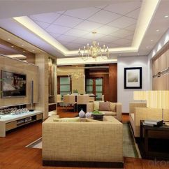 Latest False Ceiling Designs 2016 For Living Room Area Rugs The Buy Pvc Decoration Price ...