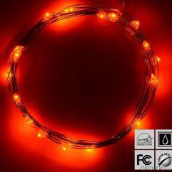 3w Led Driver Circuit Diagram Mallory Electronic Distributor Wiring Buy Red Copper Wire String Lights For Outdoor Indoor Stage Wedding Christmas Decoration Price ...