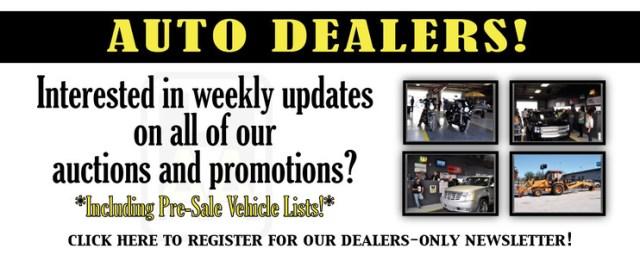 Houston auto auction