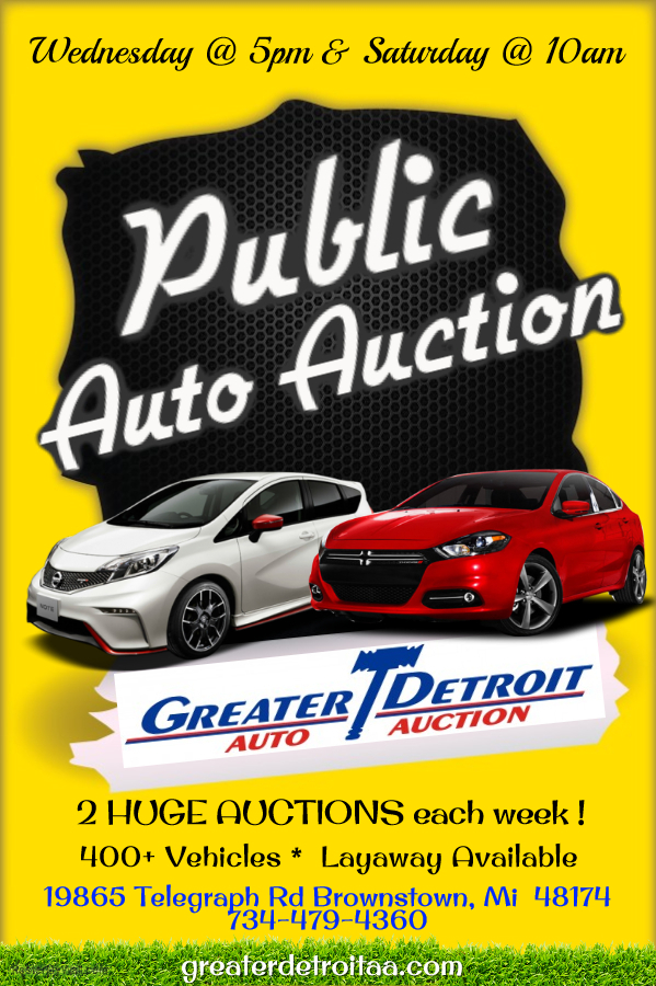 greater detroit auto auction