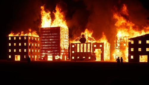 Vật liệu xây dựng chống cháy